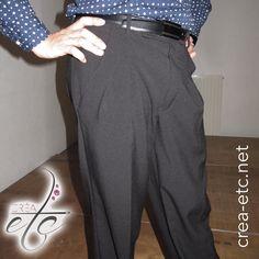 Bientôt le tuto du pantalon tanguero de CRÉAetc - www.crea-etc.net ••le pantalon tanguero II•• #couture #tuto #diy #creaetc #creamonsieur #pantalonapinces #pantalonsurmesure #tailoring #homme #sewing #sewingart #fashionphotography #fashion #tango #menswear #fashionformen #handmade #tailleur #tangoetc #sewingaddict