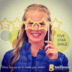 Bachmann ORTHODONTICS (@bachmann.orthodontics) • Instagram-Fotos und -Videos Your Smile, Make You Smile, Five Star, Orthodontics, Oral Health, Teeth, Health Fitness, Make It Yourself, Videos