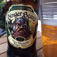 Wychwood Brewery Ginger Beard @ Home Got to try this!
