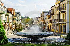 Franzensbad, Czech Republic