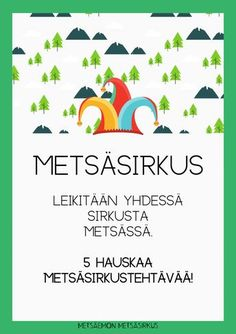 Finnish Language, Social Skills For Kids, Closer To Nature, Infant Activities, Physical Education, Picture Video, Crafts For Kids, Preschool, Environment