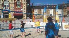 sand volleyball at Vitruvian park - Google Search