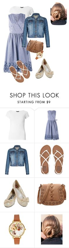 """""""Summer to fall"""" by annalisa-victoria-morehouse ❤ liked on Polyvore featuring Dorothy Perkins, P.A.R.O.S.H., City Chic, Billabong and Olivia Burton"""
