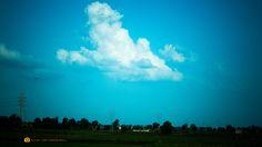 https://flic.kr/p/AoPrf6 | fields and cloudy sky