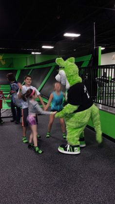 Nothing but fun at our indoor trampoline park in MA.