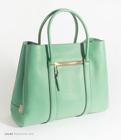I love this bag- but I guess I will settle for mint colored nail polish