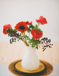 I want to plant anemones.   Photograph by Marvelous Things.