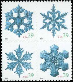 ♥ ◙ U.S. Christmas Postage Stamps. ◙
