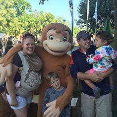 We found monkey Geor