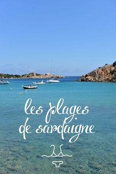 Envie de plonger dans l'eau transparente des plages de Sardaigne ?