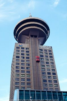 Lookout Tower. Vancouver, Canada (2002)