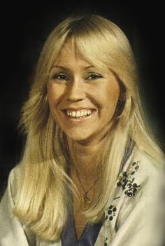 Agnetha in 1976.. Just as lovely as today!