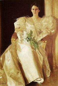 Anders+Leonard+Zorn+(Swedish+painter,+1860–1920)+Portrait+of+Mrs.+Eben+Richards.jpg 405 × 599 pixels