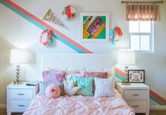 30 Small Bedroom Ideas Small in Budget Big in Style - Space designer Cool Teen Bedrooms, Teen Bedroom Designs, Girls Bedroom, Bedroom Decor, Bedroom Ideas, Dream Bedroom, Modern Bedroom, Bedroom Simple, Bedroom Pictures