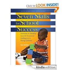 Amazon.com: Seven Skills for School Success: Activities to Develop Social and Emotional Intelligence in Young Children by Pam Schiller - Not a SN's resource but covers areas that kids on the spectrum need to work on (purchased 08/2013, Kindle)