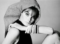 """November Jean Shrimpton: """"Fashion is full of dark, troubled people."""" With her pouting good looks and convent school allure, Jean Shrimpton embodied the very essence of S… Jean Shrimpton, Terry Richardson, Steven Meisel, David Bailey Photographer, Barefaced Beauty, London Models, Mary Quant, Mode Chic, Beatnik"""