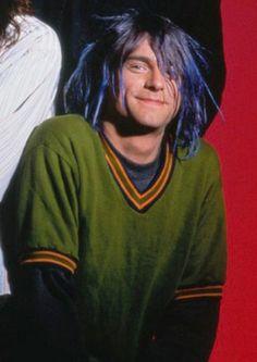 Adorable Kurt Cobain