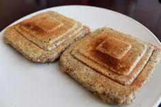 Frikkes LCHF-Køkken: LCHF-toast