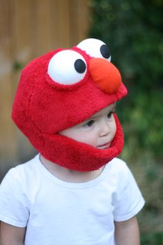 Elmo hat.#Repin By:Pinterest++ for iPad#