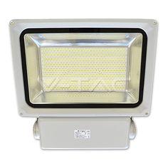 316,48€ 300W Proiettore LED Classico PREMIUM SMD Bianco naturale Corpo Grigio  SKU: 5693 | VT: VT-47300