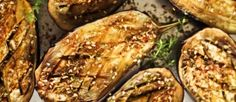 Aubergine is one of our favourite vegetables. Here is a fail-safe recipe for roasted aubergines that will hopefully inspire you to do more with this exciting and versatile vegetable.