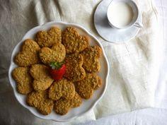 Oatleal cookies ciasteczka owsiane