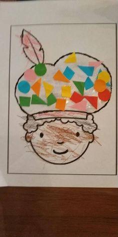 Sinterklaasknutsels van iedereen! | sinterklaas knutselen | sinterklaas inspiratie Diy And Crafts, Crafts For Kids, Saint Nicolas, Toddler Art, Special Day, Art For Kids, Activities For Kids, Preschool, Creative