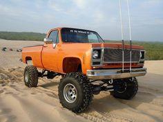 Lifted Chevy trucks Silver lake, MI