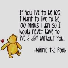 Winnie the Pooh has the cutest quotes