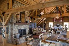 .: Sand Creek Post & Beam - Media Gallery, Barn Photos, Barn Home Photos :.