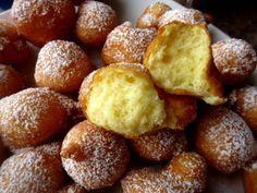 Mini paczki na serku homogenizowanym Raw Food Recipes, Gourmet Recipes, Cake Recipes, Snack Recipes, Dessert Recipes, Cooking Recipes, Polish Desserts, No Bake Desserts, Lithuanian Recipes