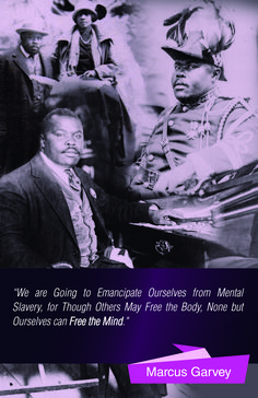 Always suprised by how little people speak of Marcus Garvey. As far as I'm concerned he should be one of our most celebrated African American icons. What he was trying to do in the 1800's from a nation building perspective were incredible and should be celebrated. His books should be read and life should be known by all people of color. #blackhistory #panafrican #panafricanism #jamaica...