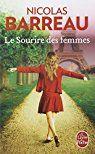 Le sourire des femmes par Nicolas Barreau