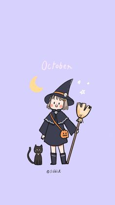 in october what you will do think in october what you will do and say for me in the comment Soft Wallpaper, Aesthetic Pastel Wallpaper, Kawaii Wallpaper, Cute Wallpaper Backgrounds, Wallpaper Iphone Cute, Aesthetic Wallpapers, Aztec Wallpaper, Iphone Backgrounds, Screen Wallpaper