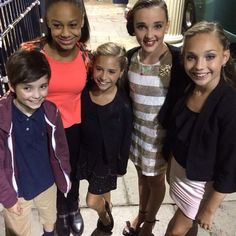 The Girls at Charlie and the Chocolate Factory