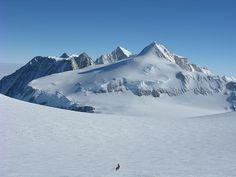 Mount Vinson - Antarctica's Highest Mountain