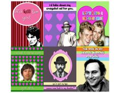 Serial Killer Valentines For Sale By Non Compos Cards At MoreThanHorror.com