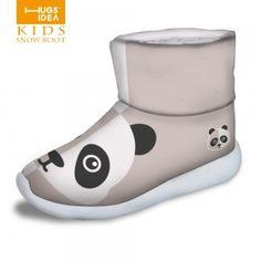 Kids Snow Boots, Winter Snow Boots, Panda, Shopping, Pandas
