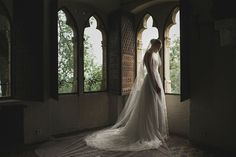 Beautiful bride before her wedding in South France. | Photo by Adam Alex