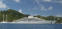 eclipse yacht rhodes | We thought we were doing quite well for super/mega yachts in Antigua ...