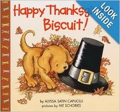 Busy Bee Speech: Happy Thanksgiving, Biscuit {FREEBIE}!  Plus, a list of Thanksgiving freebies from all your favorite SLP friends!