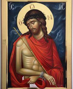 Religious Paintings, Byzantine Icons, Orthodox Christianity, Art Icon, Orthodox Icons, Christian Faith, Jesus Christ, Wonder Woman, Urban