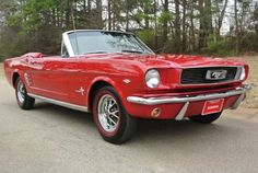 1966 Ford Mustang Convertible #coupon code nicesup123 gets 25% off at Provestra.com Skinception.com