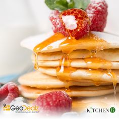 Gratify your pocket with a 20% discount  Satisfy your food cravings with a weekend brunch at Kitchen6, and gratify your pocket with a 20% discount.   iOS: apple.co/23hzIMQ Android: bit.ly/1YiBXbV Visit : www.geodealz.com/