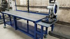 Dan's Custom Welding Tables - Gibbon, MN - High Quality Welding Tables - Welding Table Special Deluxe