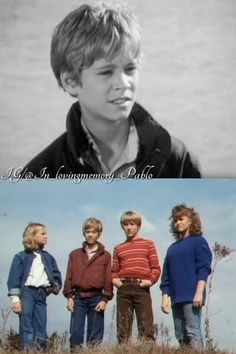 A young Paul on Highway to Heaven Ep Birds of a Feather (edit by IG acc In_lovingmemory_Pablo)