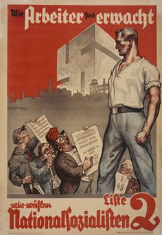 Nazi Propaganda -- inspiration for propaganda which will be seen throughout the production.