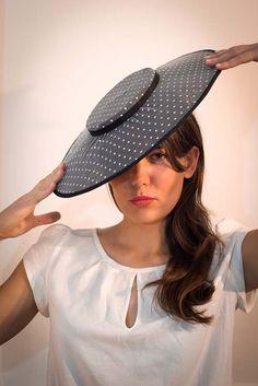 Chapeau Raphaelle by Maison Anne-Sophie Coulot  https://www.facebook.com/pages/Maison-Anne-Sophie-Coulot/134842996645263?ref=hl