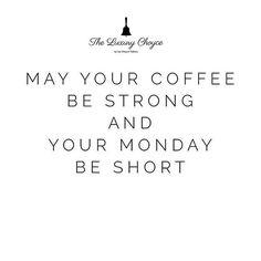 Happy Monday  #TheLuxuryChoyce