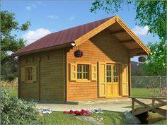 Dřevostavba chata ZITA